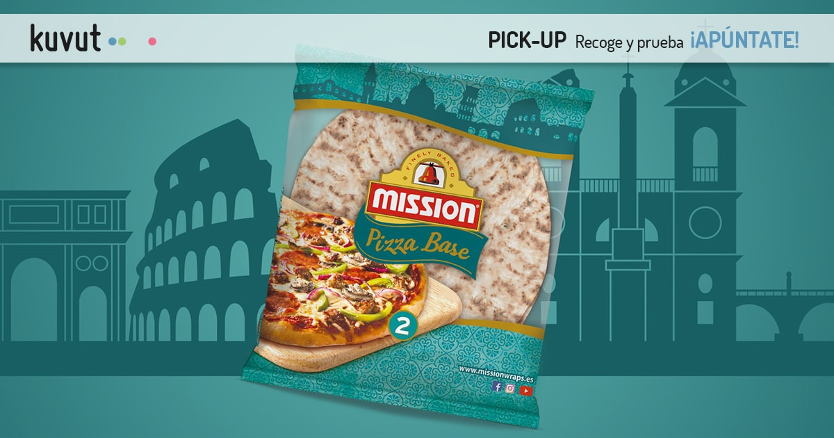 MISSION PIZZA – Breads of the World