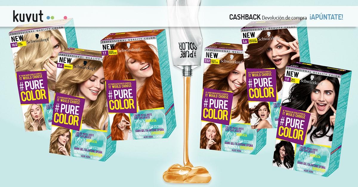 Cashback Pure Color Schwarzkopf