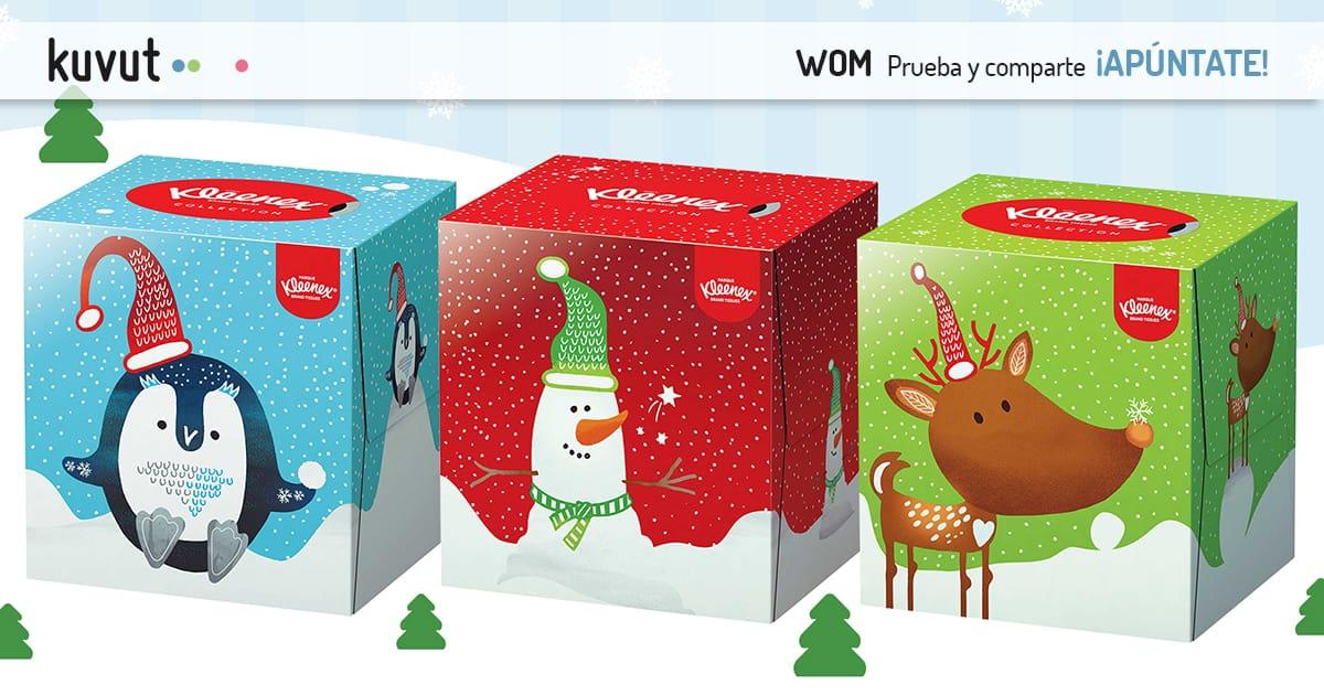 Kleenex® Navidad