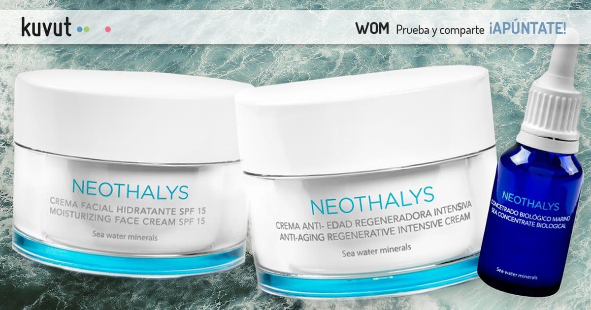 Neothalys, el poder regenerador del mar.
