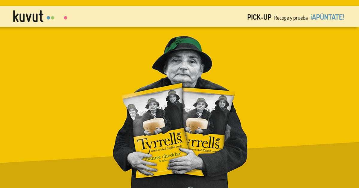 Tyrrells Cheddar & Chives