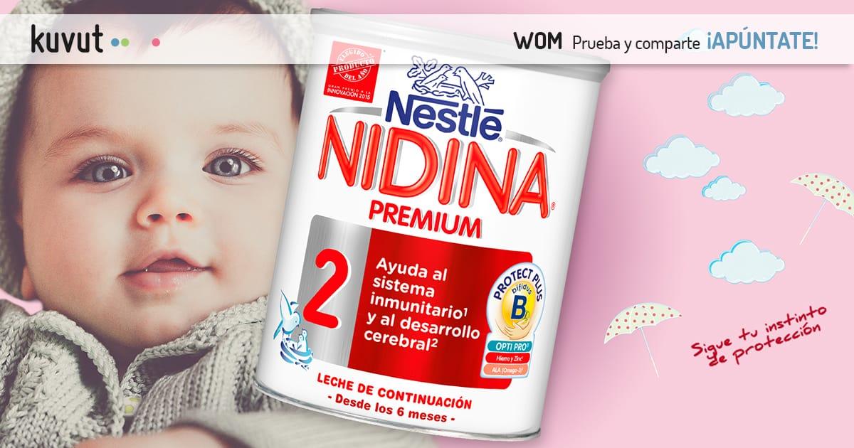 NIDINA 2 Premium busca 750 embajador@s