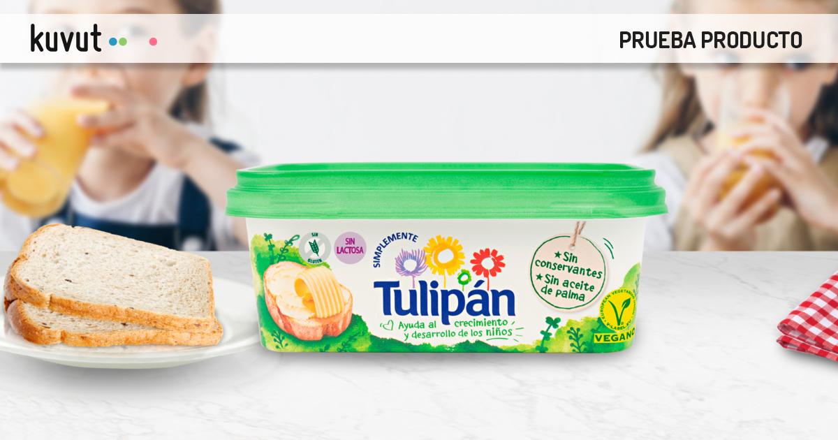 Nueva receta Tulipán Simplemente