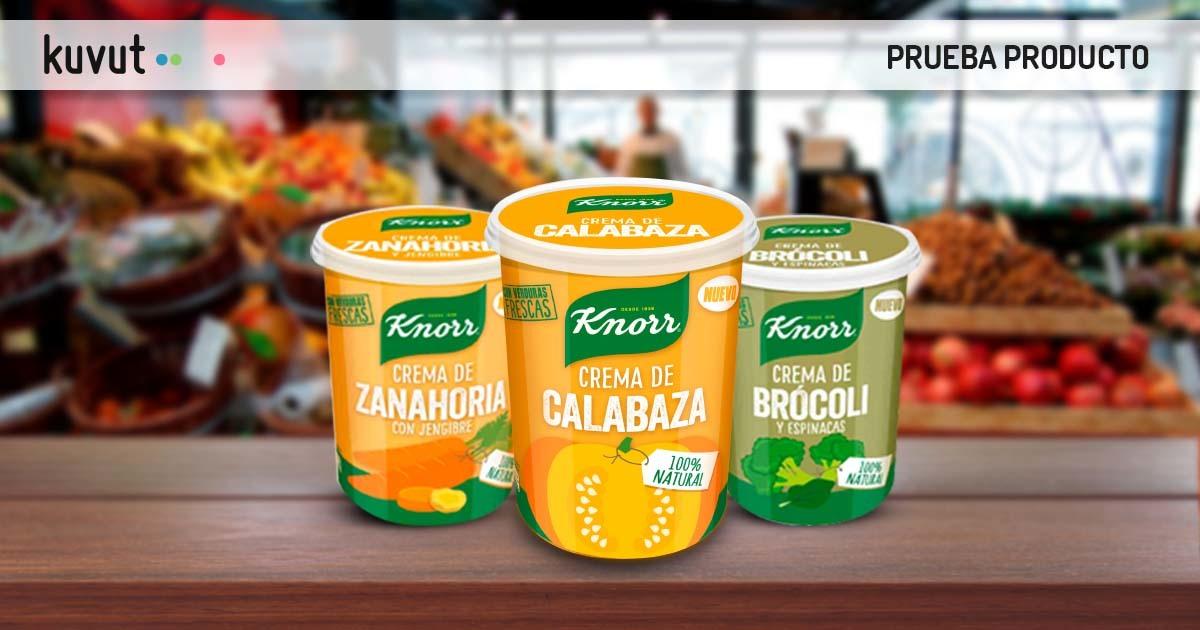 Cremas Refrigeradas Knorr