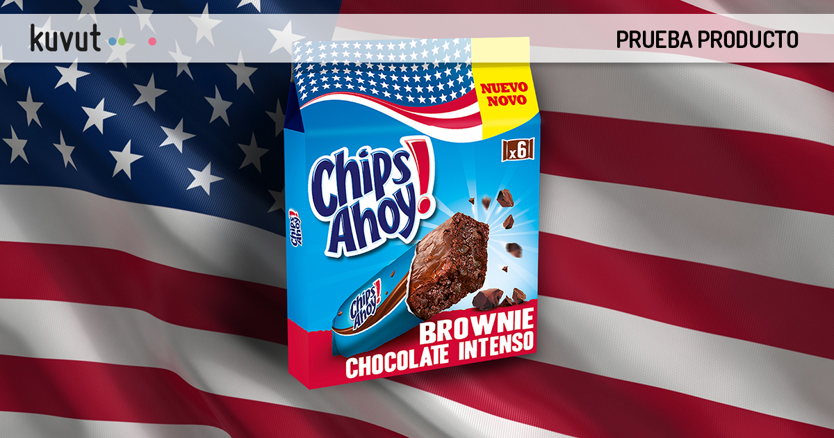 Chips Ahoy! Brownie