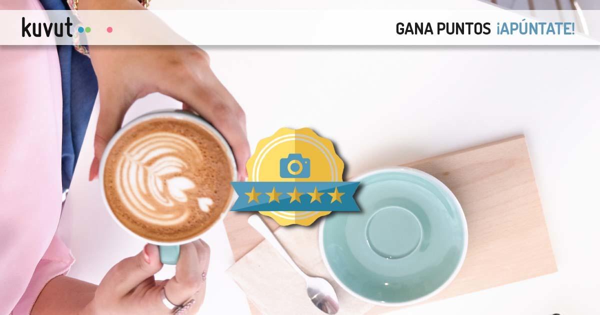 Gana puntos con tu mejor pausa café
